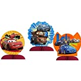 Disney Cars 3 Mini-centerpieces