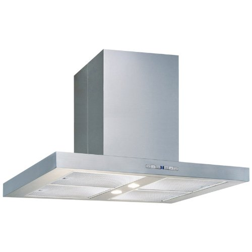 Air King Air King Seg36Ss 36-Inch Segovia 4-Speed Convertible Range Hood With 600-Cfm, Stainless Steel Finish Stainless Steel