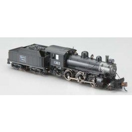 Bachmann Industries Alco 2-6-0 Union Pacific 41 Steam Locomotive Car front-463284