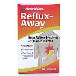 Reflux Away, 60 cap ( Multi-Pack)