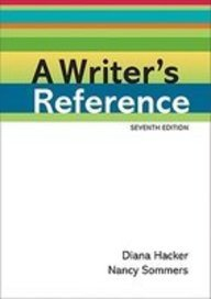 A Writer's Reference