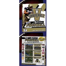 Anivision Vanderbilt Commodores Computer Game