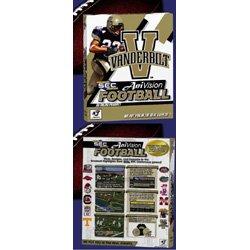 Anivision Vanderbilt Commodores Computer Game