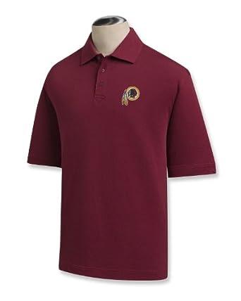 NFL Washington Redskins Mens B and T DryTec Championship Polo Shirt by Cutter & Buck
