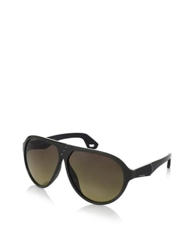Diesel Women's 0003 Sunglasses, Olive/Dark Grey