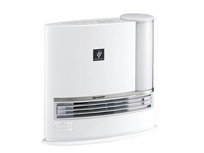 シャープ 加湿セラミックファンヒーター HX-C120-W ホワイト系 HX-C120-W