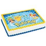 Pokemon Cake Icing Edible Image