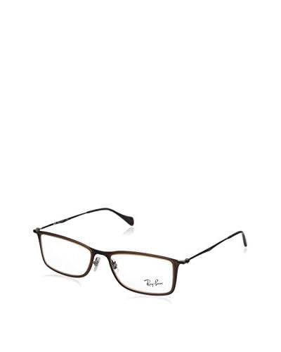 Ray Ban RX6299 Rx Ready Eyeglasses, Brown