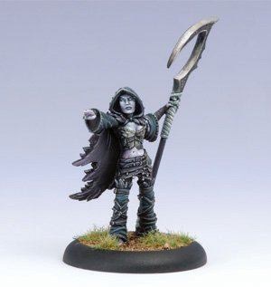 Privateer Press Hordes - Legion of Everblight - Shepherd Solo Model Kit