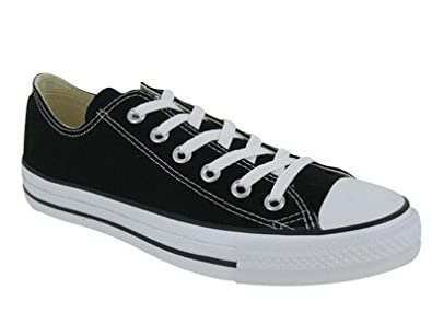 Converse Men's CONVERSE CHUCK TAYLOR ALL STAR OXFORD 12 (BLACK)