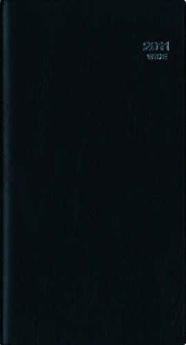 2011年版 生産性手帳 No.47 ワイド (黒)