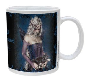 Victoria Frances Mug Angel of Death