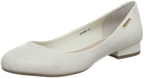 ESPRIT Renita Ballerina Q10307, Ballerine donna, Beige (Beige (shell beige 277)), 37