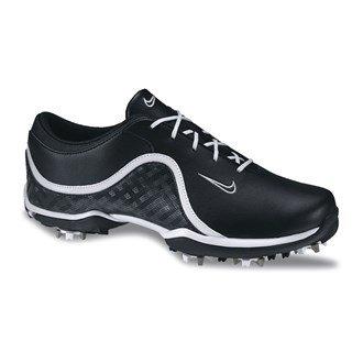 Nike Ace EU Women's Golf Shoe - White/Charcoal/Metallic Silver