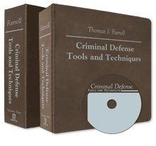 Criminal Defense Tools and Techniques