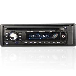 See 1 Din In-Dash Car Audio DVD/DIVX/VCD/CD/CD-R/MP3/USB2.0/MPEG4/SD Player Details