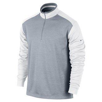 2013 Nike Dri-Fit 1/2 Zip Golf Mens Cover-Up