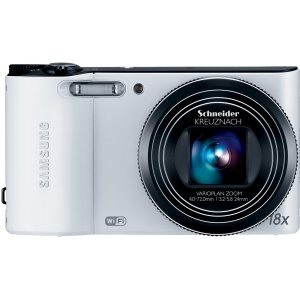 Samsung WB150F Smart Wi-Fi Digital Camera (White)