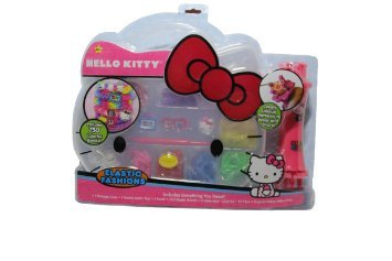 Hello-Kitty-Rainbow-Loom-Band-Bracelet-Kit