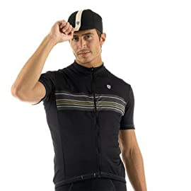 Giordana 2014 Men's Sport Short Sleeve Cycling Jersey - GS-S2-SSJY-GSPT