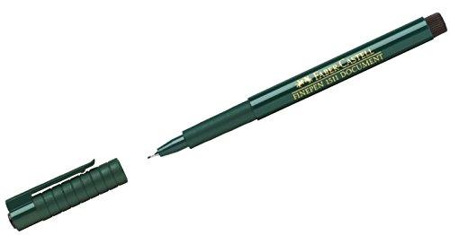 faber-castell-151199-faserschreiber-finepen-1511-04-mm-schwarz