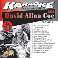 Pro Artist: David Allan Coe
