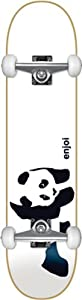 Enjoi Whitey Panda Complete Skateboard (7.6-Inch)