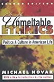 Unmeltable Ethnics: Politics and Culture in American Life (1560007737) by Novak, Michael
