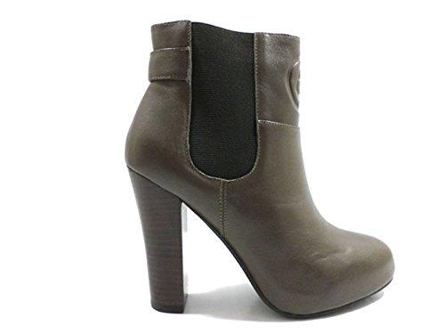 zapatos mujer ARMANI 39 EU botines marron oscuro WH771