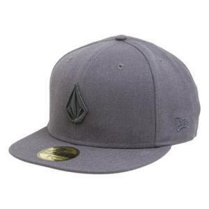 Volcom Hat New Era Full Stone Fitted Ball Cap
