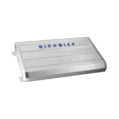 Hifonics Zeus Zrx2000.4 2000 Watt 4-Channel A/B Car Audio Amplifier With Thermal, Overload, And Speaker Short Protection