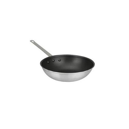 "Royal Industries ROY SF 8 S  8"" Non-Stick Aluminum Stir Fry Skillet"
