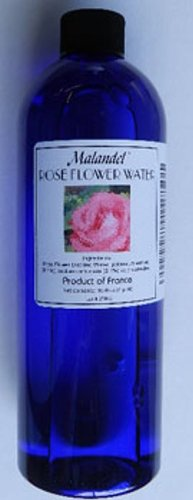 Rose Flower Water 4 oz. Malandel (Rose Flower Water compare prices)