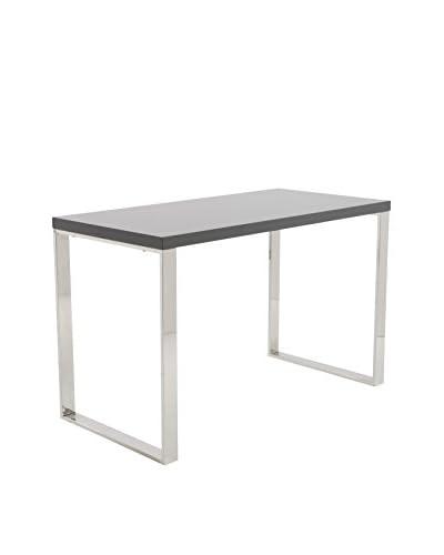 Euro Style Dillon Desk, Grey