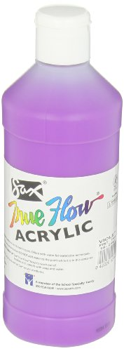 Sax True Flow Medium-Bodied Acrylic Paint - Pint - Violet