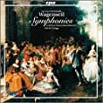 Wagenseil: 5 Symphonies