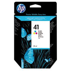 Hp Model 51641A Tricolor Ink Cartridge