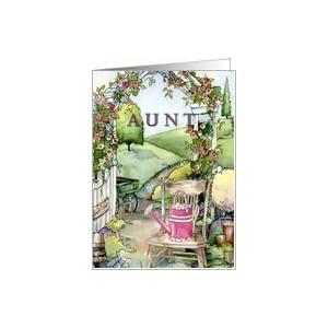 Amazon.com: Aunt Birthday Card: Health & Personal Care