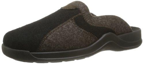 Rohde Vaasa-H Slippers Mens Black Schwarz (schwarz 90) Size: 6 (40 EU)