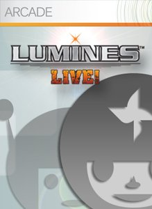 LUMINES LIVE! [Online Game Code]