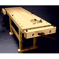 Woodworking Workbench Paper Plans