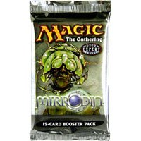 Magic the Gathering MTG Mirrodin Sealed Booster Pack (Out of Print) - 1