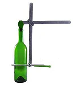 Glass bottle cutter cutters kit machine tool for Glass cutter for wine bottles