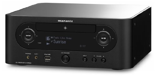 Marantz Melody Media Network CD Receiver - Black