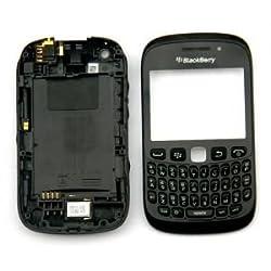 BlackBerry 9220 Full Body Housing Panel - Black