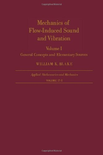 Mechanics of Flow-Induced Sound and Vibration, Volume 1: General Concepts and Elementary Sources