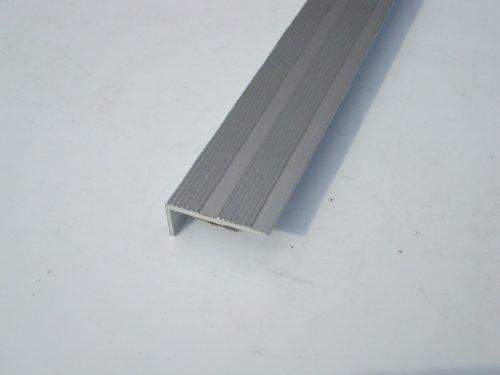 stick-down-angle-edge-silver-floor-trim-for-laminates-27mtr-long