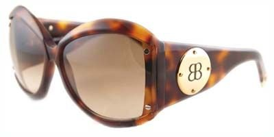 Balenciaga 0015/S 005L Havana Brown (IS brown gray gradient lens)
