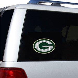 Green Bay Packers 12 X12 Die Cut Window Film Home Garden Decor Treatments Films