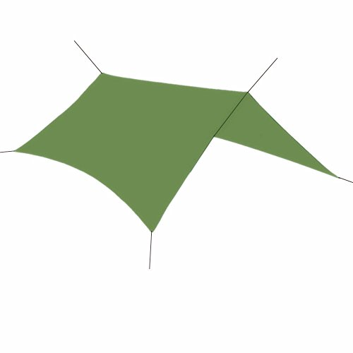 10-x-10-FT-Lightweight-Waterproof-RipStop-Rain-Fly-Hammock-Tarp-Cover-Tent-Shelter-for-Camping-Outdoor-Travel